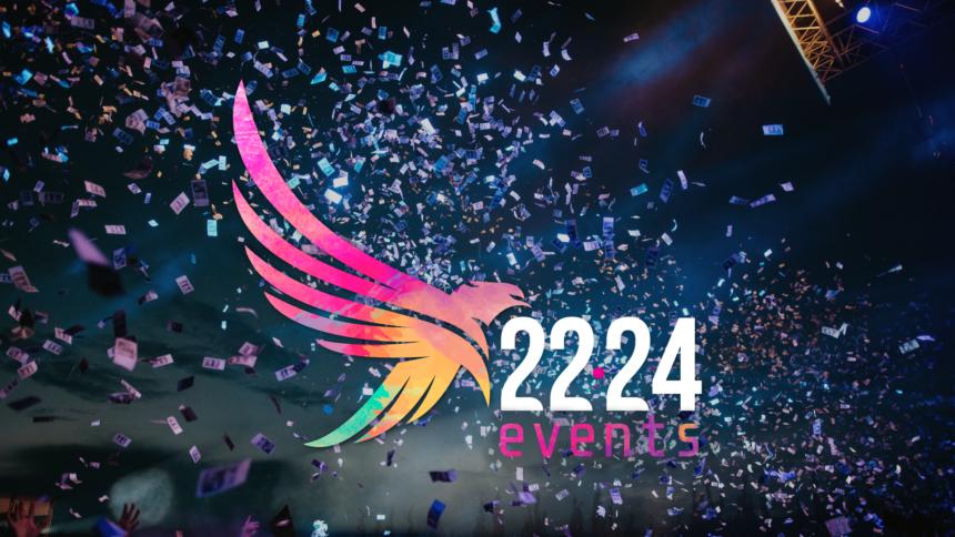 22-24 Events heeft een nieuw logo!