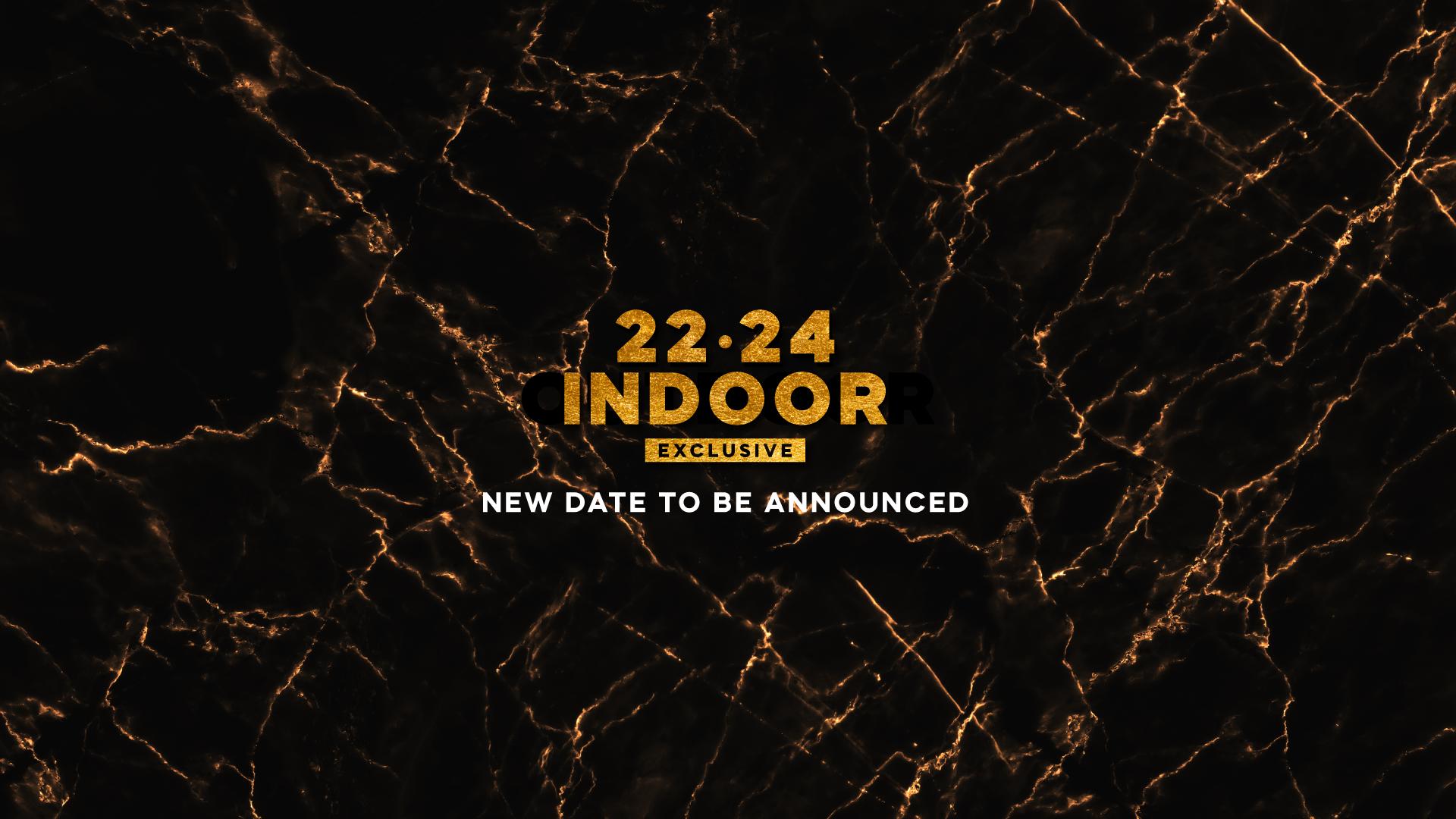 22-24 Outdoor Exclusive wordt verplaatst